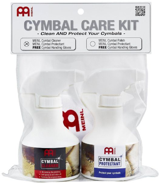 Meinl Percussion Cymbal Care Kit - MCCK-MCCL